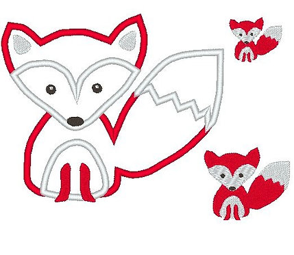 Fuchs Stickdatei