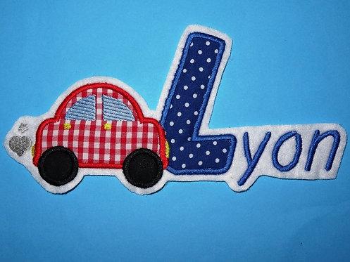 Auto mit Name