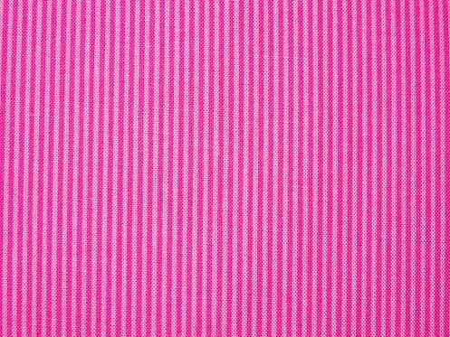 Mini Streifen rosa Baumwolle Meterware Baumwollstoff