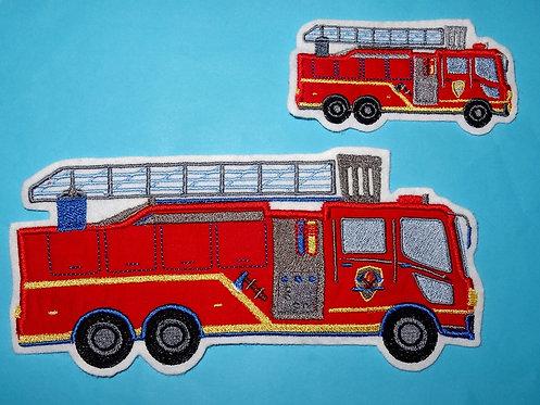 Feuerwehr Aufnäher