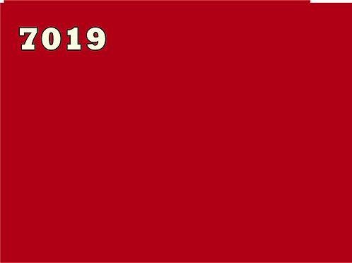 Baumwolle uni einfarbig 7019 rot etwas dunkler