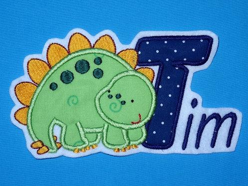 Dino mit Name