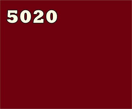 Baumwolle uni einfarbig 5020 dunkelrot