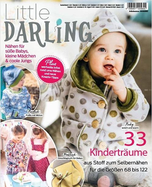 Little Darling Baby und Kleinkind 33 Projekte Schnittmuster Zeitung