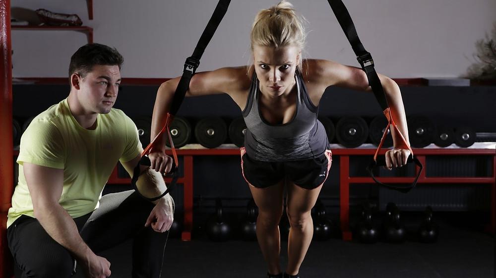 workout buddy & gym buddy