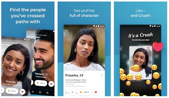 online dating apps - find, plan, meet people 3