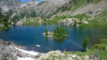 Lac de Trecolpas - Les-Stop-trotters