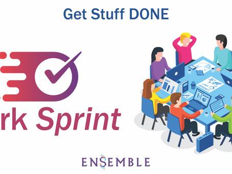 Work Sprint = Getting Stuff Done