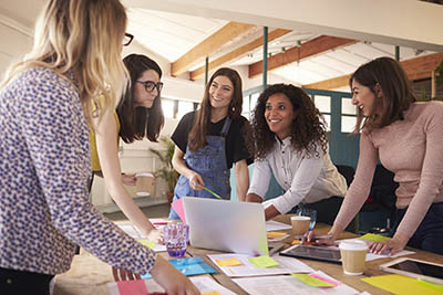 Collaboration can be a WIN for Women in Business