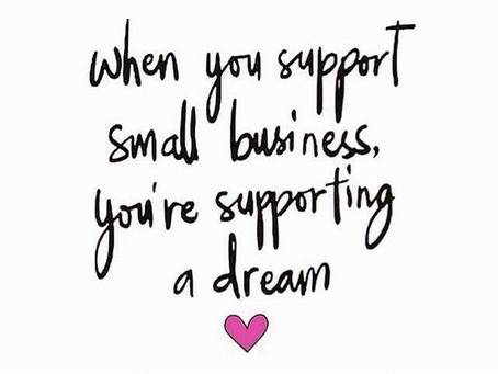 Thankful for Micro & Small Business and Entrepreneurs