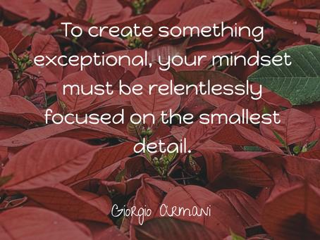 Master a Mindful Mindset