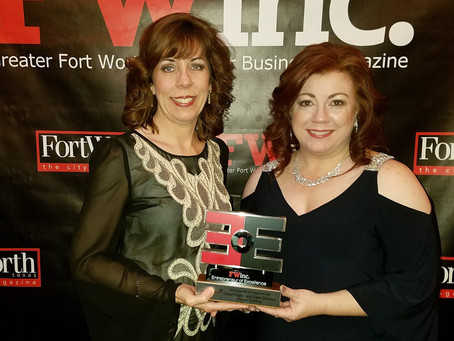 Near Southside Coworking Space Owners Win Fort Worth Inc.'s Supporter of Entrepreneurship Award