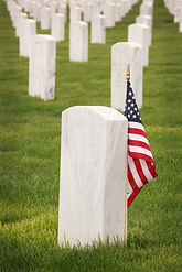 flag-of-u-s-a-standing-near-tomb-1202705