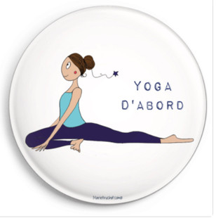 "Yoga D'abord  ""Elise"""