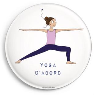"yoga d'abord  ""Emma"""