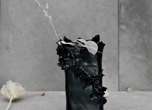 Petit Vase Noir Pépite