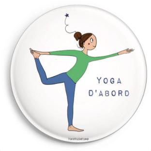 """Yoga d'abord  """"Léa"""""""