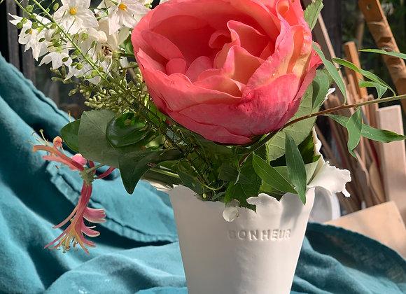"Vase "" Bonheur"""