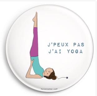 """J'peux pas j'ai Yoga  """"Cloé"""""""