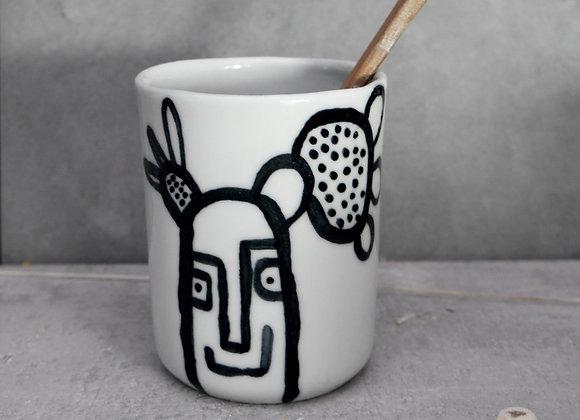 Mug Figurine