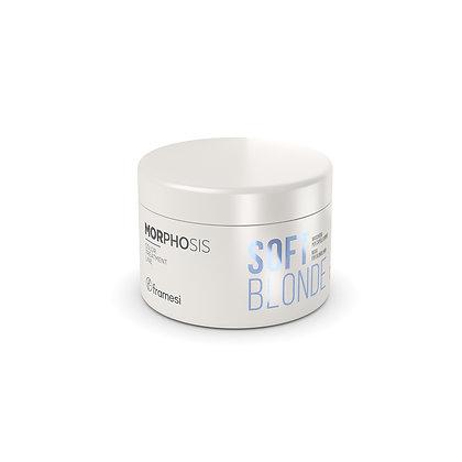 Framesi Morphosis Soft Blonde Mask  - 200 ML