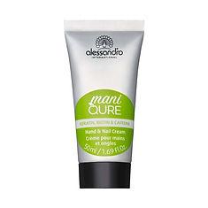 alessandro ManiQure Hand & Nail Cream