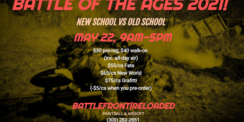 Battle of the Ages