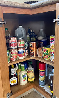 Corner cabinet in need of some love