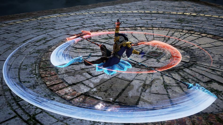 Divine Wizard Azwel