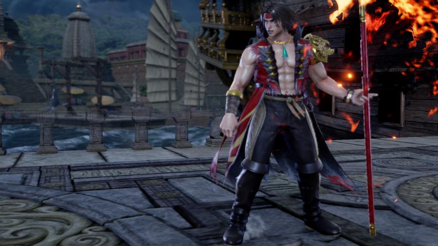 Phoenix Pirate Kilik
