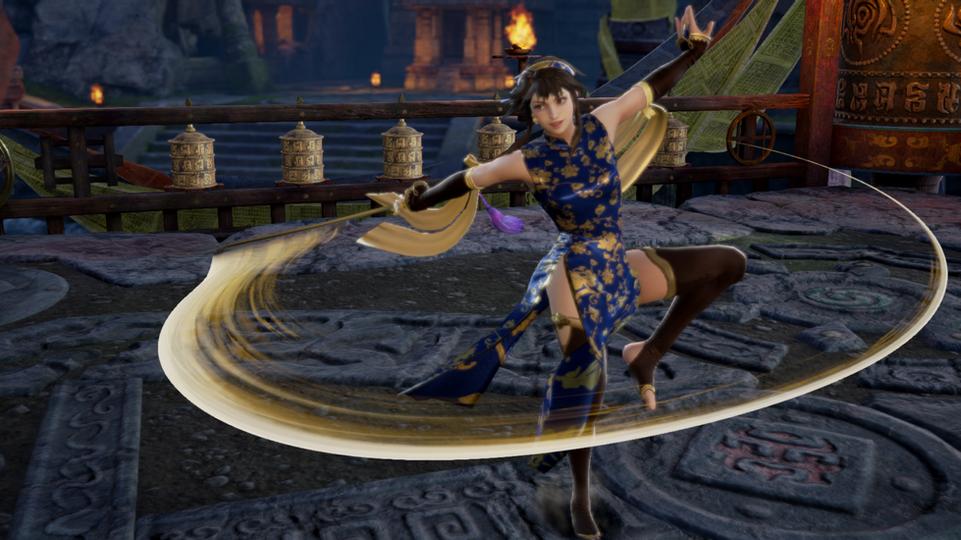 Golden Dancer Xianghua