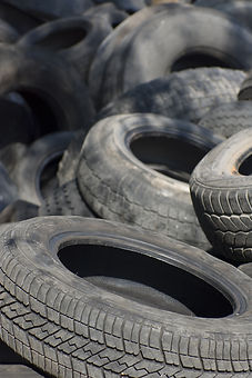 Pile of used old rubber tire Three.jpg