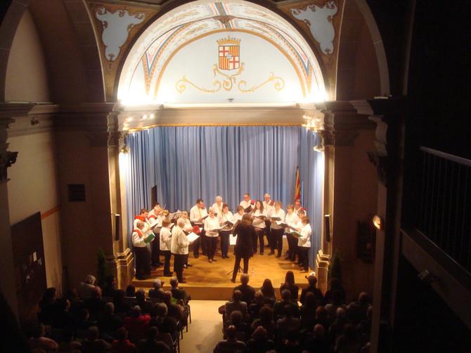 Concert de Nadal a Moià