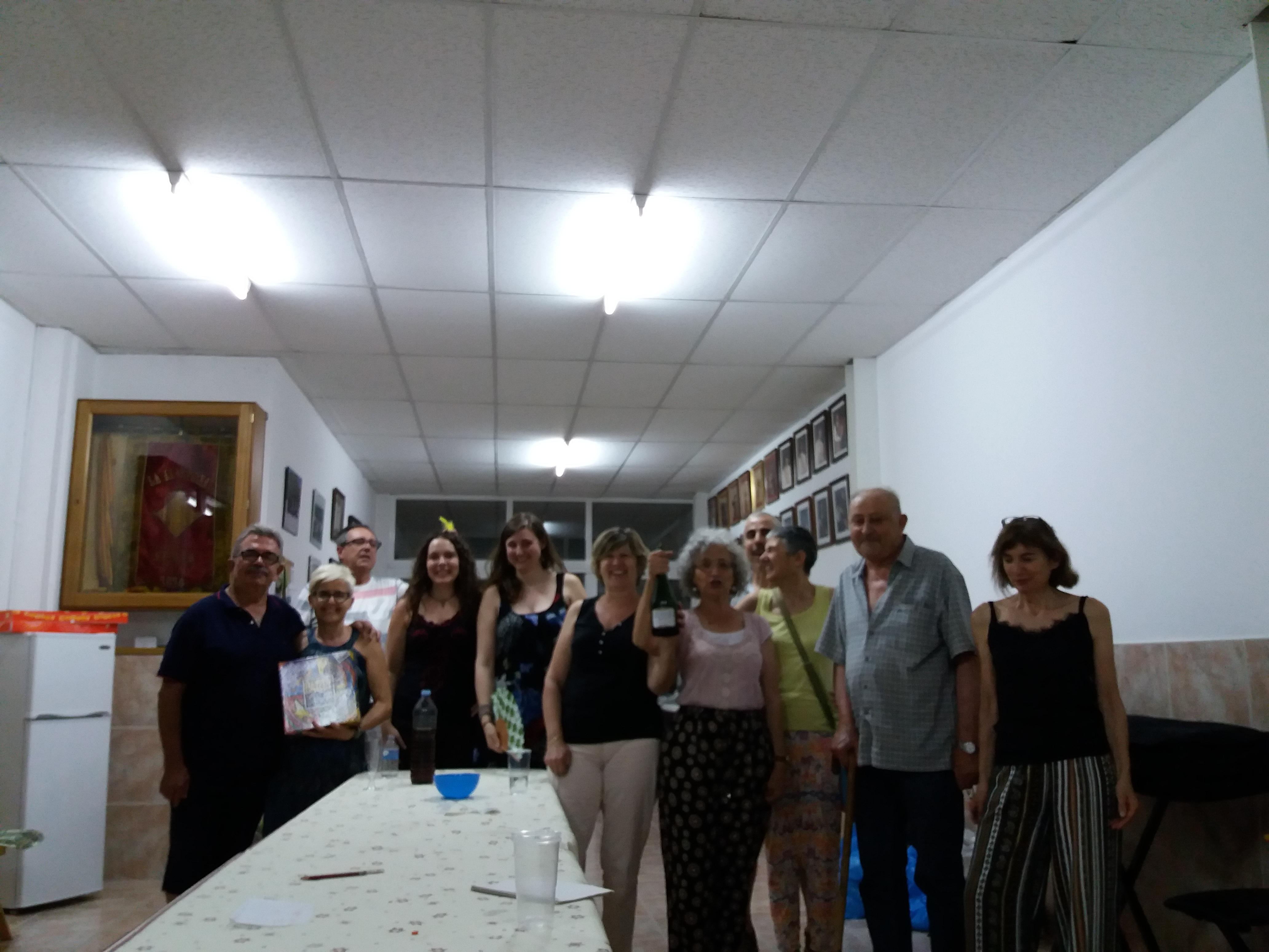 Revetlla Sant Joan 2017