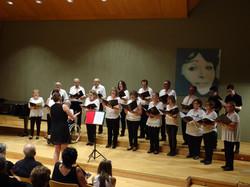 Concert a Sant Cugat