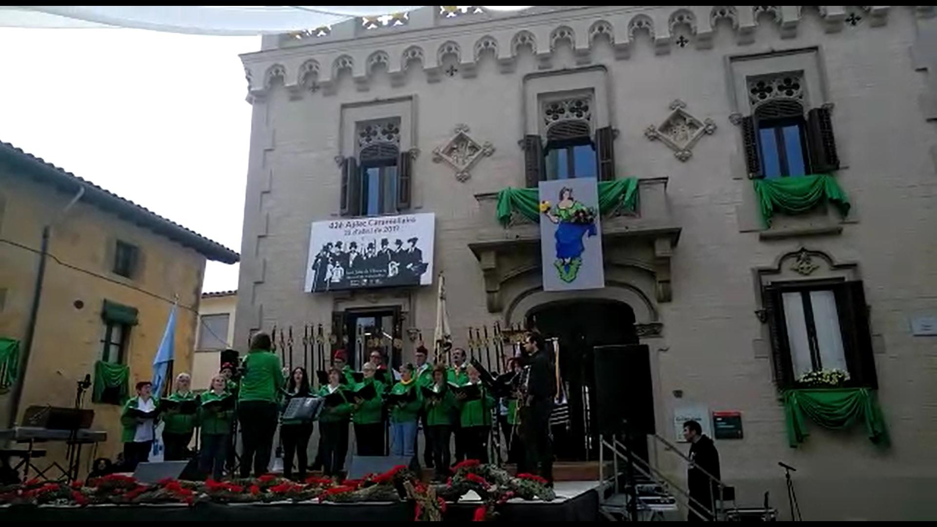 Trobada Caramelles Sant Julià de Vilator