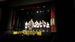 Concert a Palamós + cap de setmana