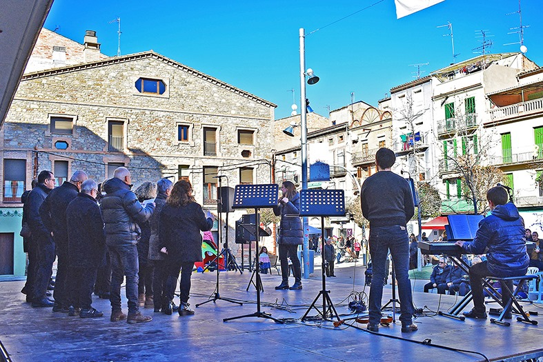 Concert benèfic Marató TV3 2019