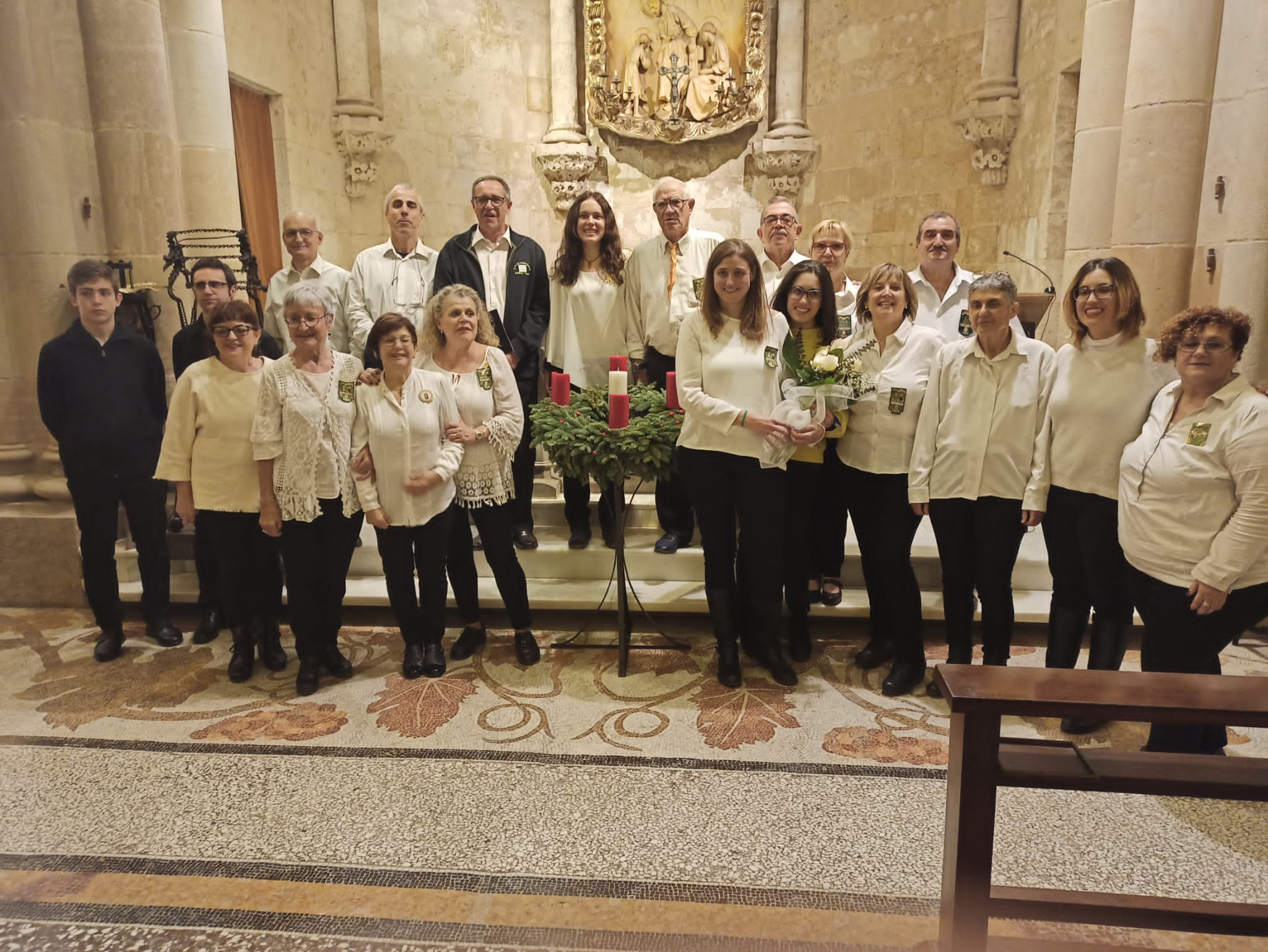 Concert Sagrada Família Barcelona 2019
