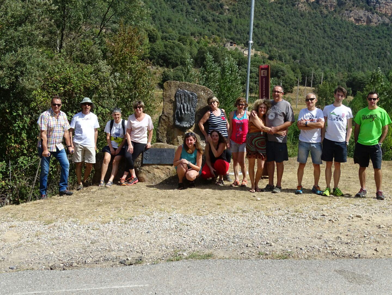 Excursió riera Vall d'Ora 2017