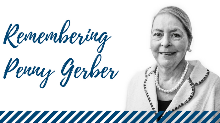 Larry Ceisler, Principal of Ceisler Media and Issue Advocacy, on Penny Gerber