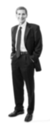 Kirk Dorn standing