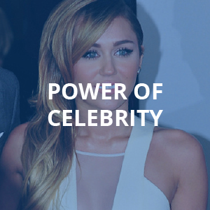 Power of Celebrity