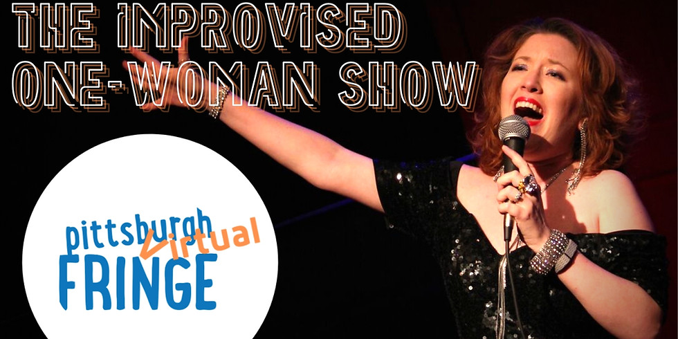 Trudy Carmichael in The Pittsburgh (Virtual) Fringe!