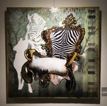 Design Style 101: How to recreate a Hollywood Regency Style at home: Hunt & Kill exotic animals to achieve an over-the-top glamorous look then create a precious display of wealth that diligently muzzles the screams of slaughtered animals - sold