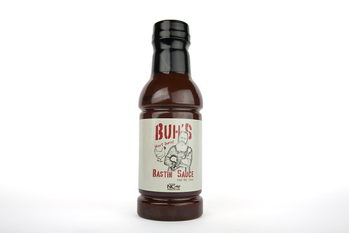 Buh's Bastin' Sauce - 16 fl oz bottle