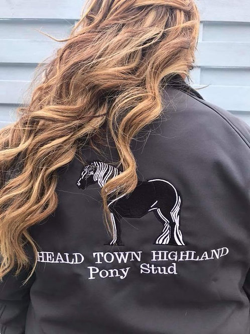 Heald Town Stud Embroidered Jacket