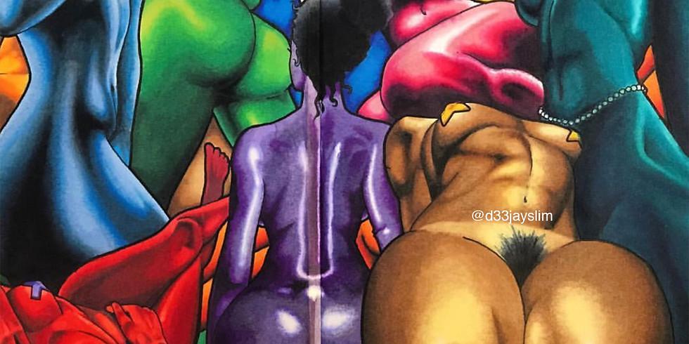 Trapxart Atlanta - Big Ole' Freak Art Show & Party