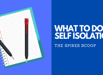 What to do in Self-Isolation