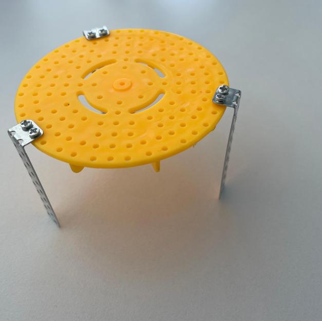 Robot tablası